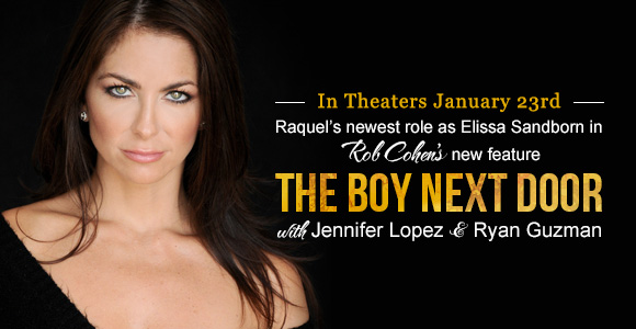 Raquel Gardner - The Boy Nextdoor